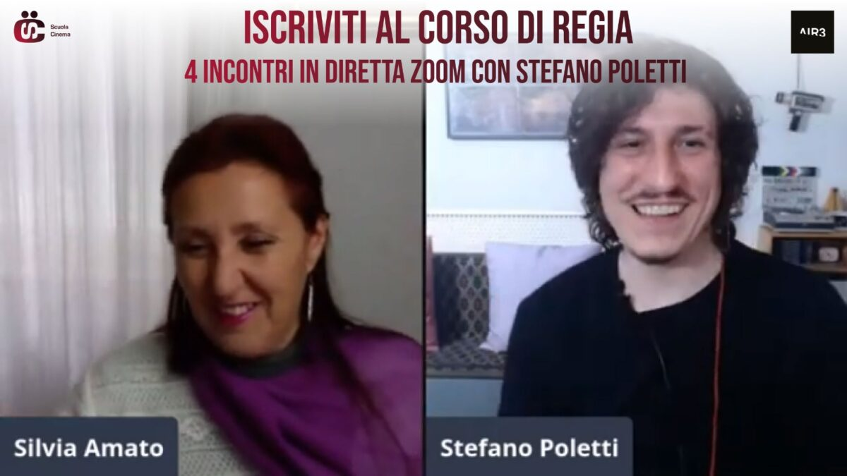 Open lesson corso di regia Stefano Poletti